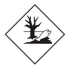 Маркировочный знак вещества, опасного для окружающей среды